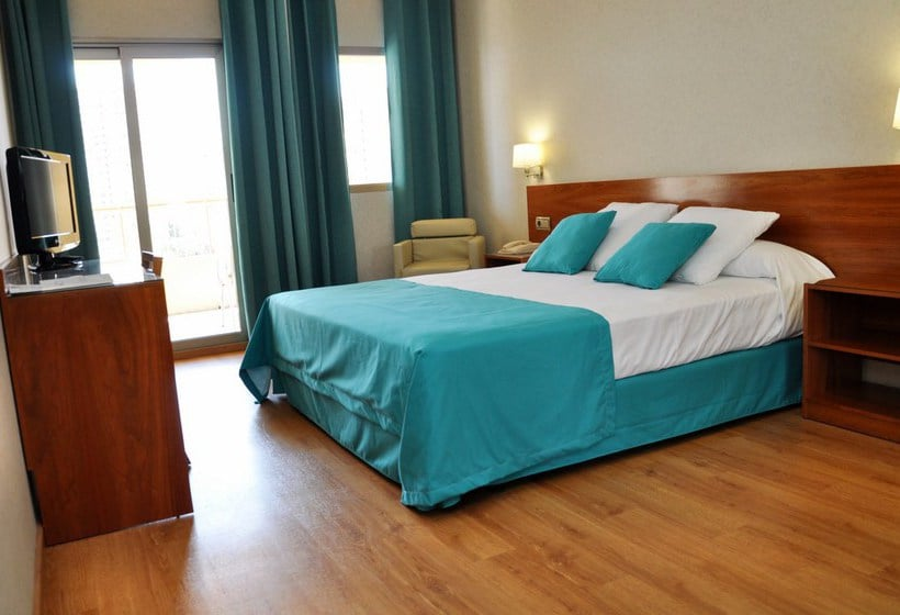 Camera Hotel Castilla Alicante Playa de San Juan