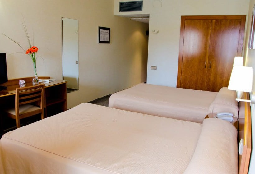 Zimmer Hotel Castilla Alicante Playa de San Juan