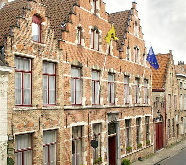 Hôtel Jan Brito Bruges