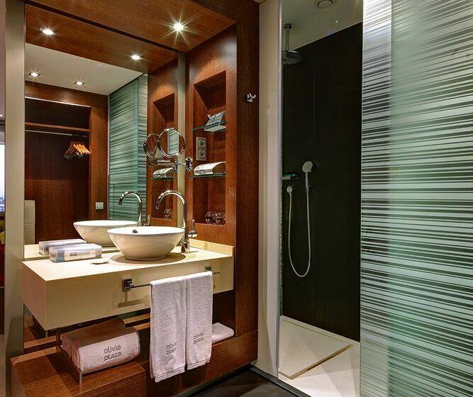 Hotel Olivia Plaza Barcellona