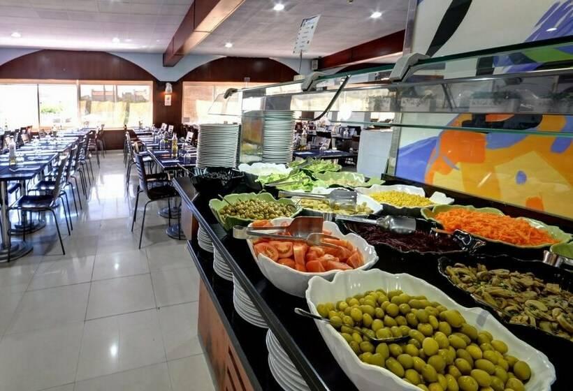 Restaurante Apartamentos Marina d'Or Oropesa del Mar