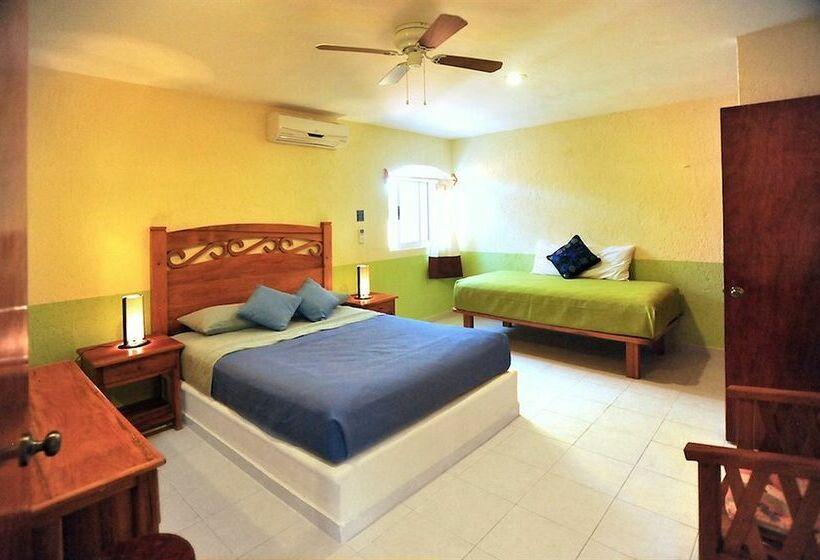 Hotel Righetto Vacation  Puerto Morelos