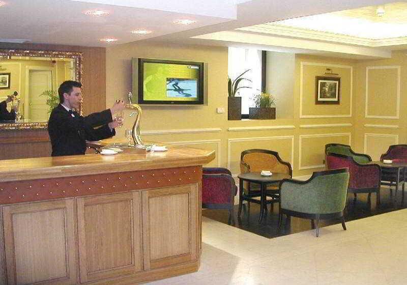 Hotel Catalonia las Cortes Madryt