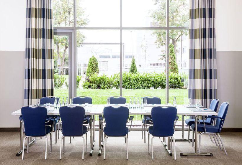 Hotel NH Frankfurt Niederrad Francoforte