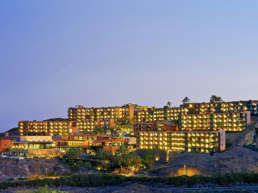 فندق Sheraton Salobre Golf Resort & Spa ماسبالوماس