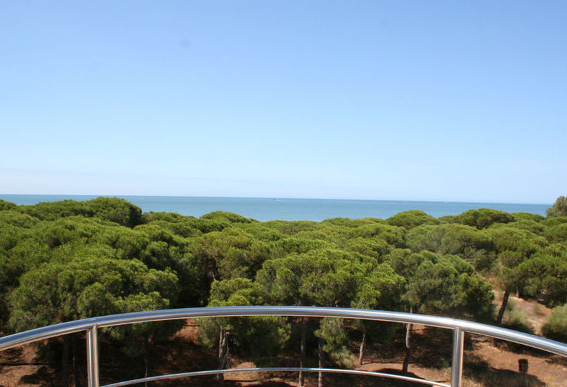Terrace AirBeach Islantilla