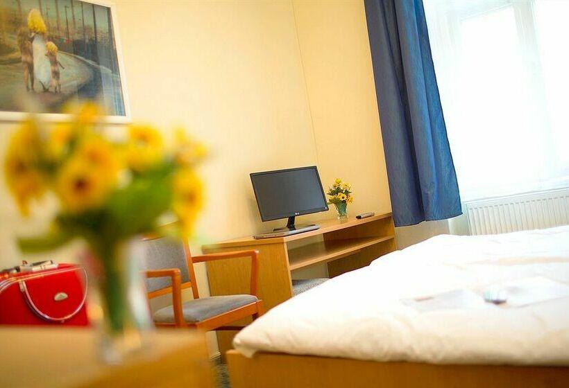 호텔 Brixen Prague 프라하