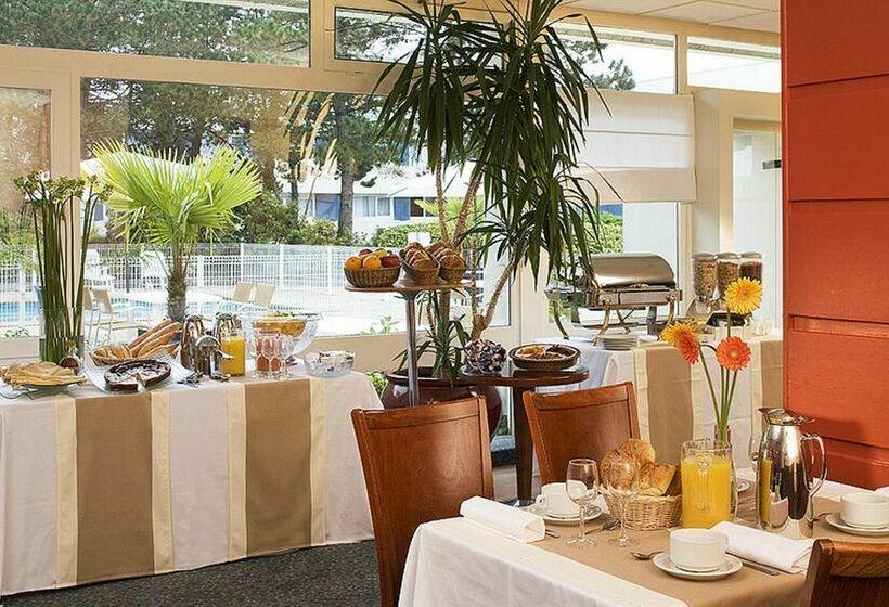 فندق Escale Oceania Brest بريست