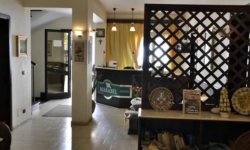Hôtel Marabel Sant'Alessio Siculo