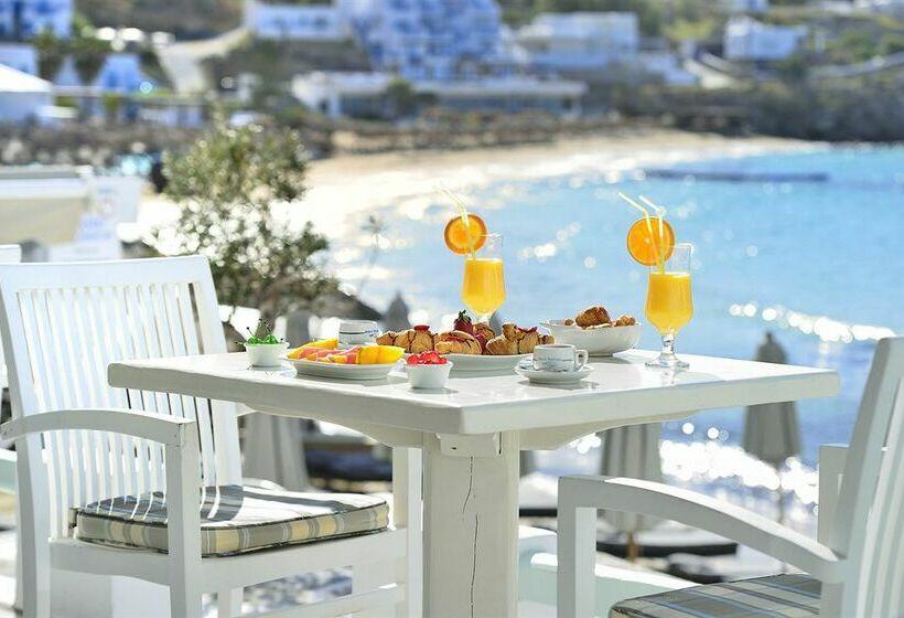ホテル Petinos Platis Yialos - Isla Mykonos