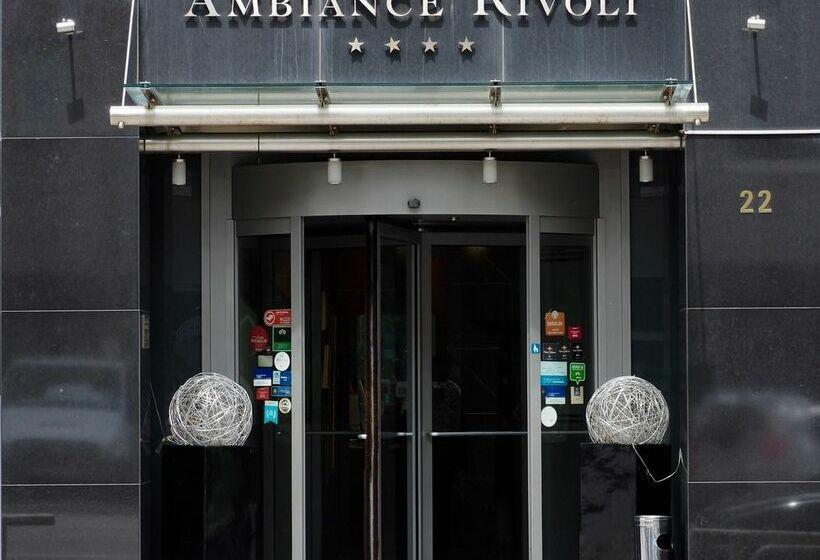 ホテル Ambiance Rivoli ミュンヘン