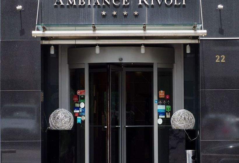 Hotel Ambiance Rivoli München