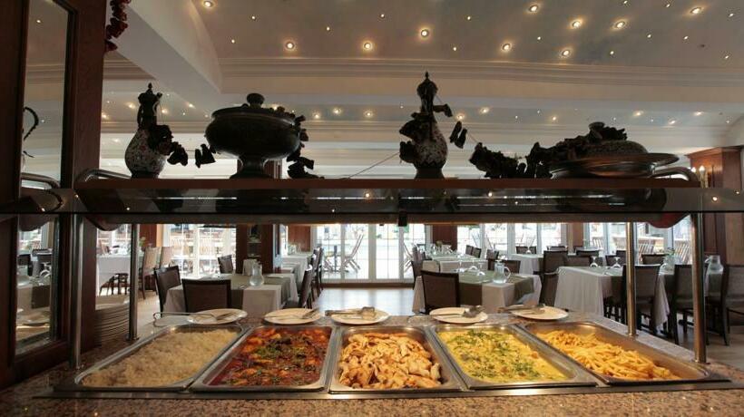 Restaurante Hotel Comca Manzara Bodrum