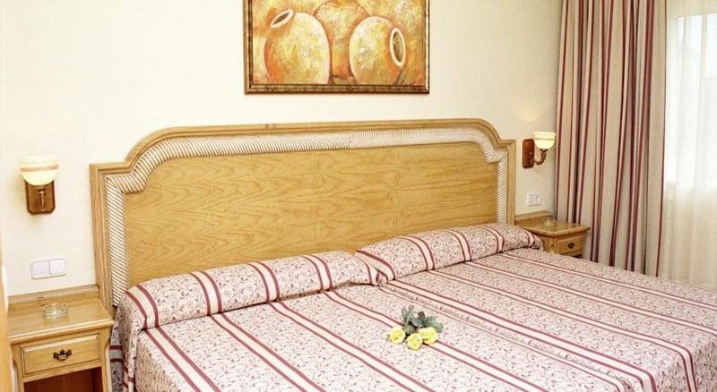 Kamer Hotel Peñíscola Plaza Suites Penyiscola