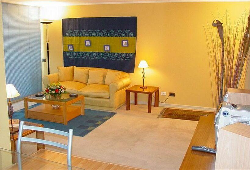 Aparthotel Aconcagua Santiago de Chile