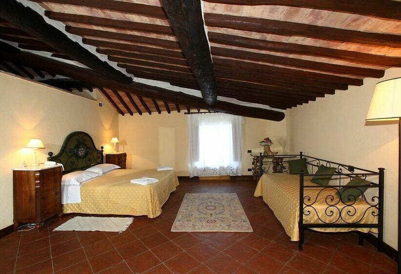 فندق La Locanda Del Ponte Monticiano