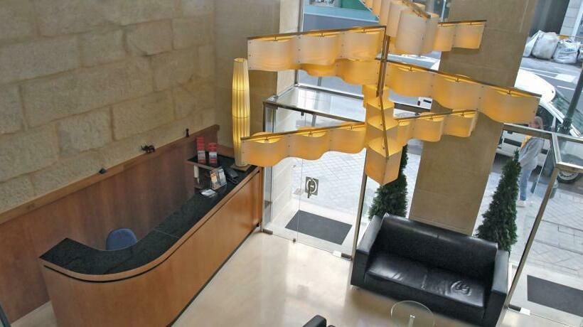 RecepÇão Hotel Ogalia Vigo