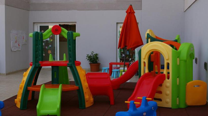 Children?s facilities Hotel Bahía Almuñécar Almunyecar
