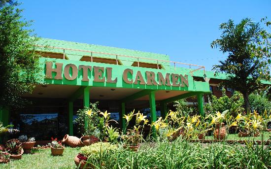 Hotel Carmen 푸에르토 이구아주