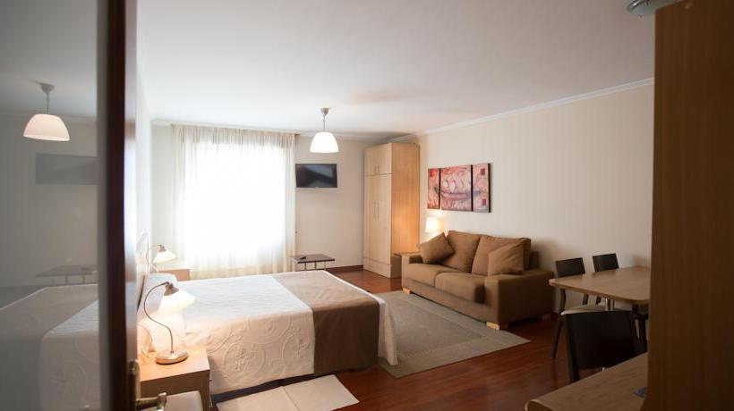 Chambre Hôtel Dabarca Pontevedra