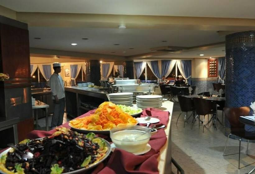 Restaurant Hotel Mogador Express Bab Doukkala Marrakech