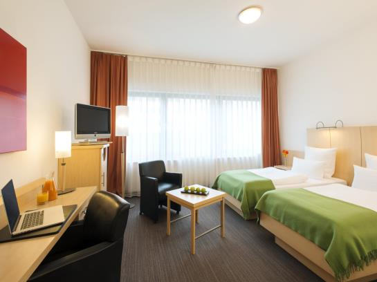 Hotel NH Berlin City West Berlim