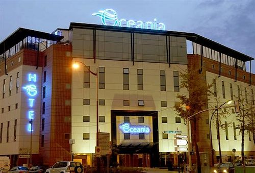 Hotel oceania paris porte de versailles in paris starting for Porte de versailles hotel