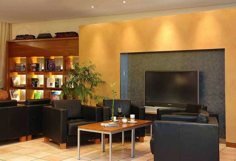 Mercure Hotel Stuttgart City Center 슈투트가르트