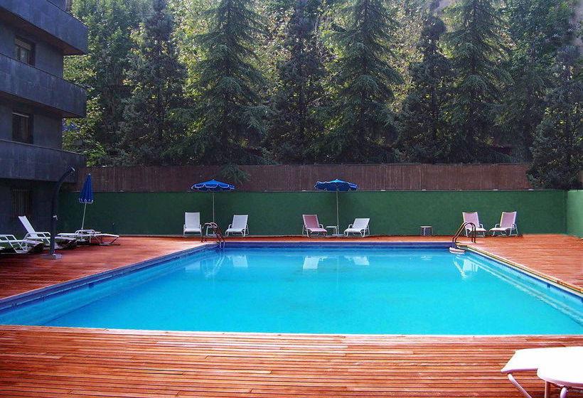 Zwembad Hotel Senator Castellana Madrid