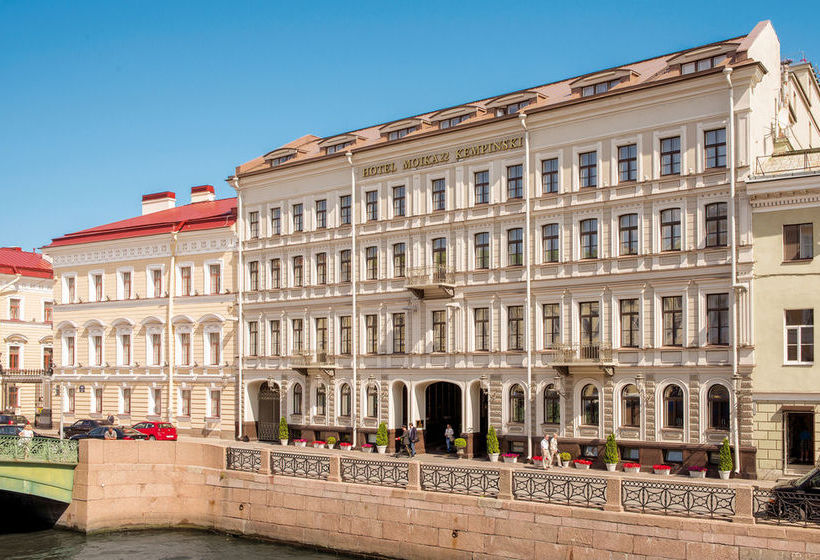 Kempinski Hotel Moika 22 St. Petersburg  Saint-Pétersbourg