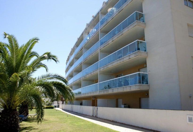Extérieur Apartamentos Ibersol Siesta Dorada Salou
