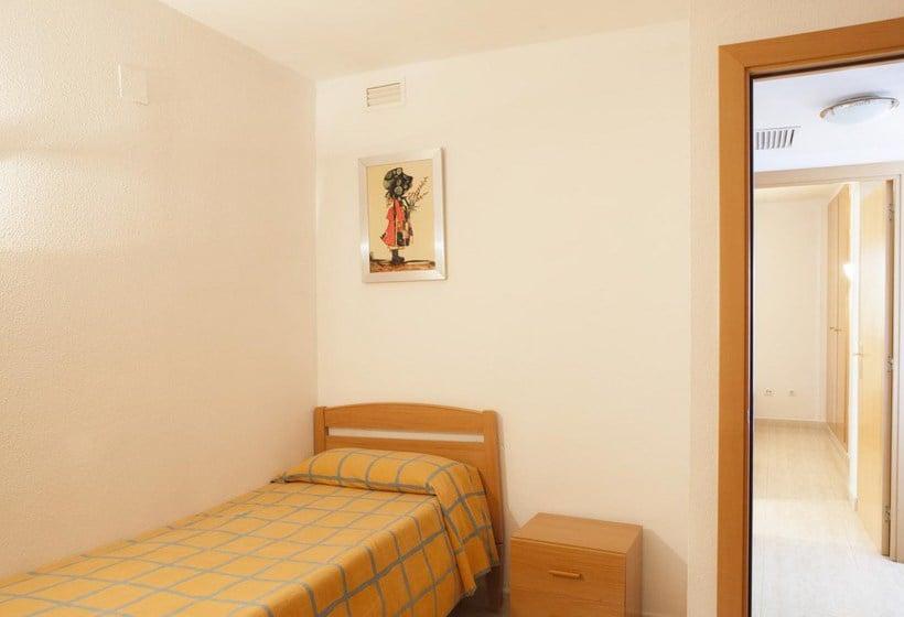 Quarto Apartamentos Ibersol Siesta Dorada Salou