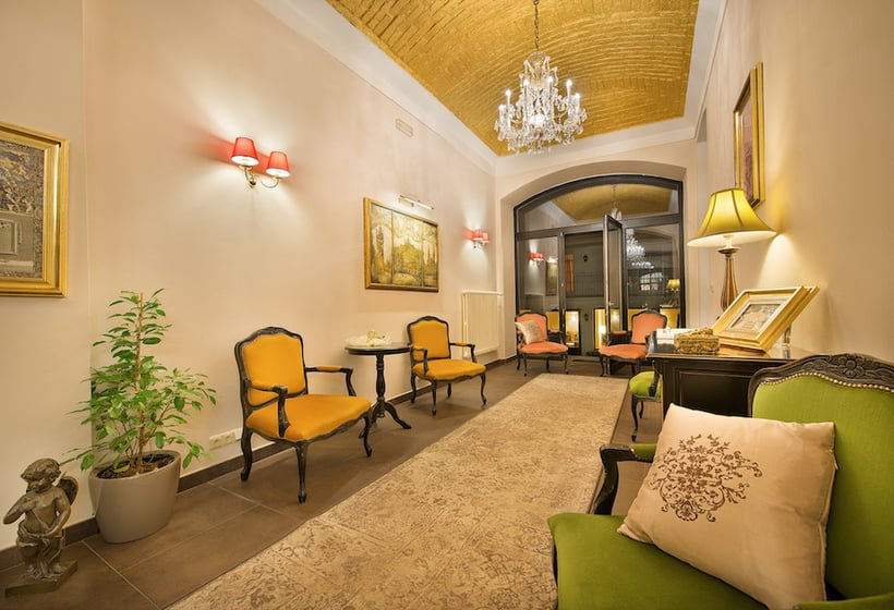 Common areas Hotel Angelis Prague