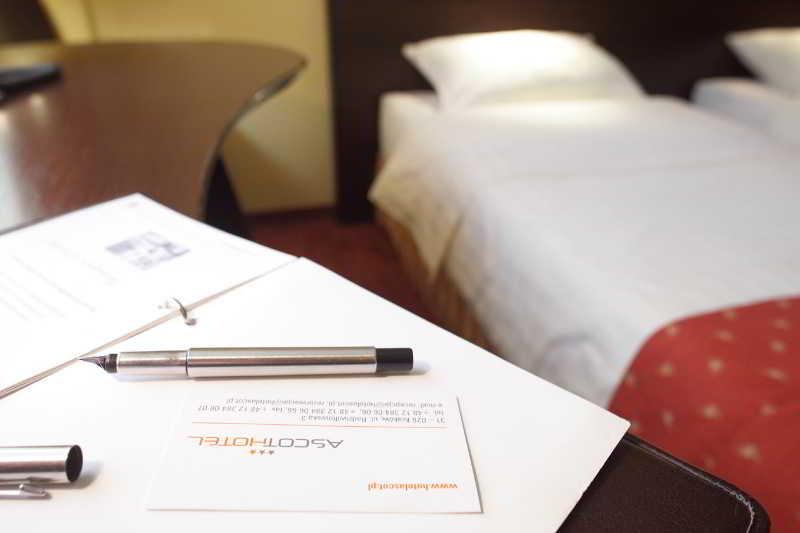 Hotel Ascot Krakau