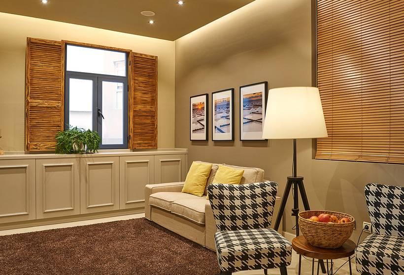 Espaces communs Hôtel Benahoare Los Llanos de Aridane