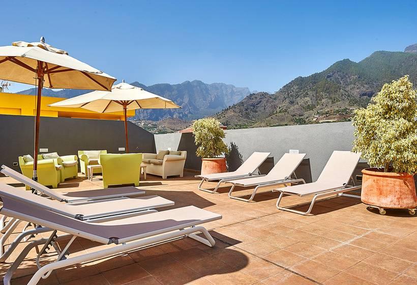 Terrace Hotel Benahoare Los Llanos de Aridane