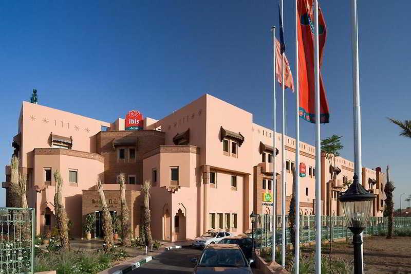 Hotel Ibis Moussafir Marrakech Palmeraie Marrakesch