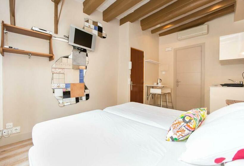 Apartamentos AinB Gothic Jaume I برشلونة