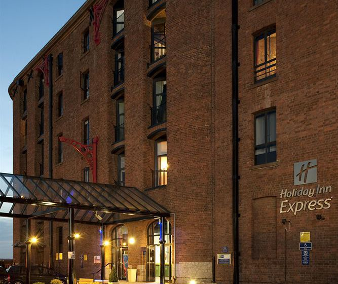 Hôtel Holiday Inn Express Liverpool-Albert Dock