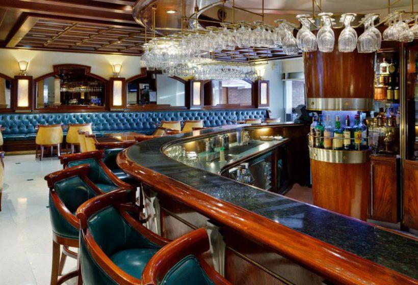 Cafeteria Hotel Intercontinental Santiago Las Condes