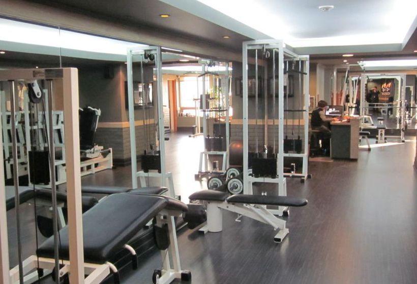 Sporteinrichtungen Hotel Intercontinental Santiago Las Condes