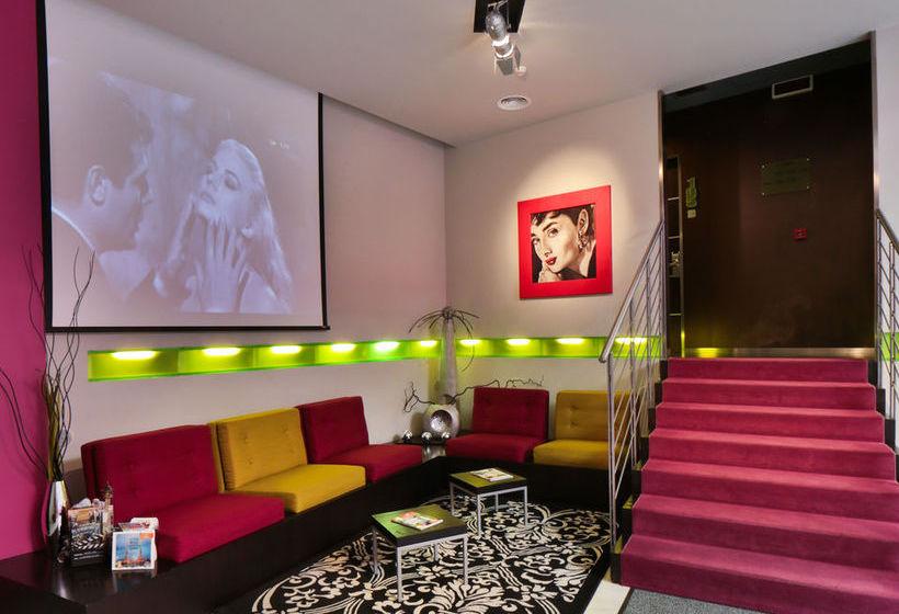 CineMusic Hotel روما