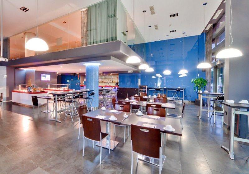 Restaurant Hotel Barceló Cádiz Cadiz