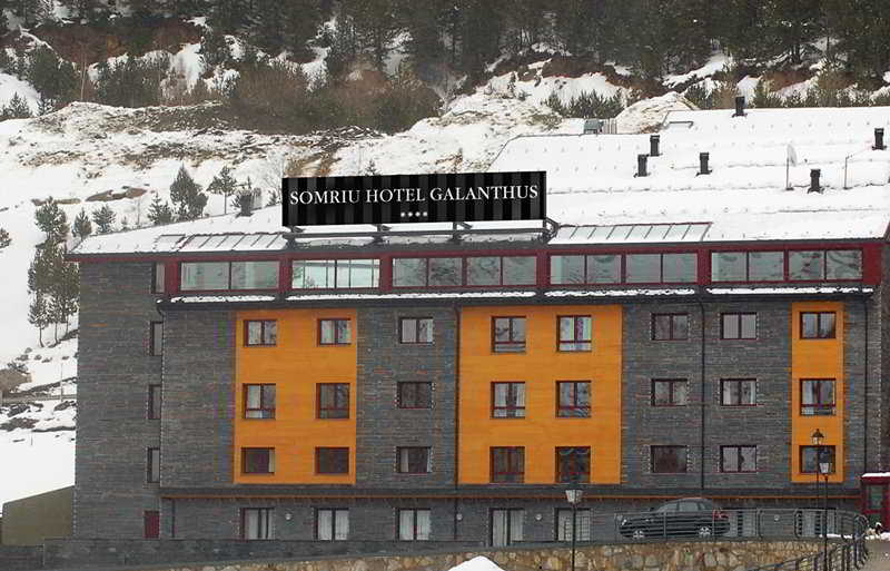 Hotel Galanthus  Incles