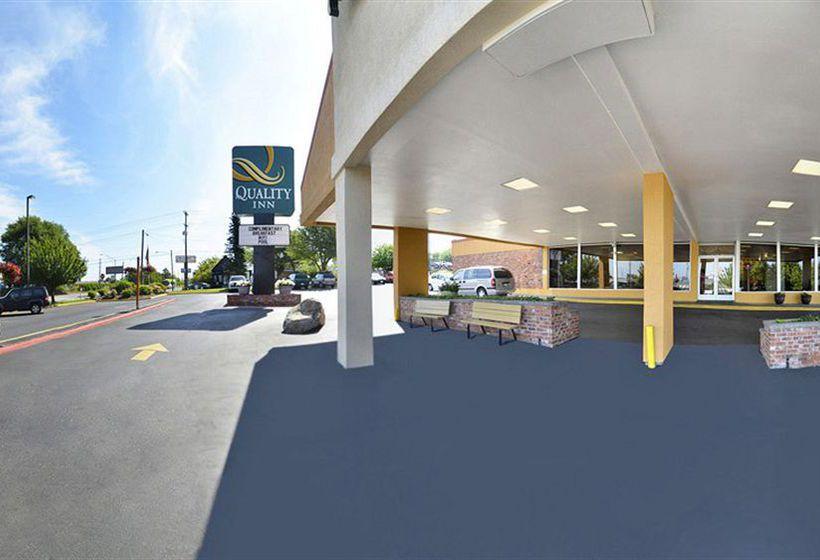 hotel quality inn downtown 4th avenue em spokane desde 54. Black Bedroom Furniture Sets. Home Design Ideas