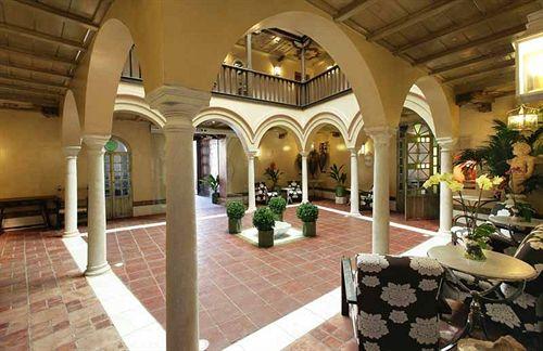 Hotel Domus Selecta Sacristia Santa Ana Seville