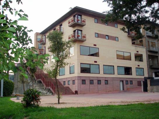 فندق Sant Quirze de Besora سان كويريكو دي بيسورا