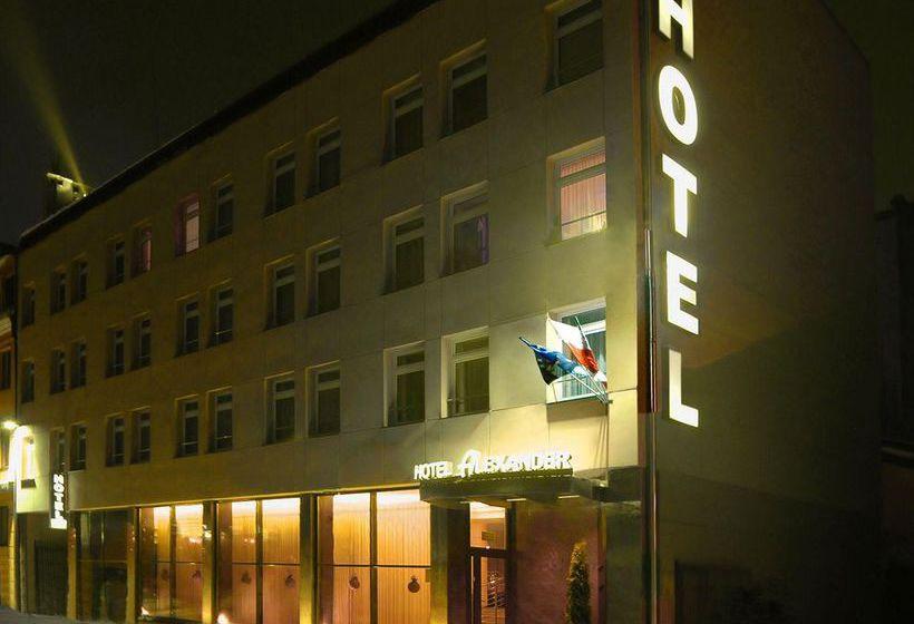 Hotel Alexander I Krakau