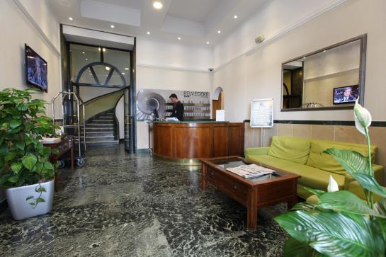 فندق Belvedere ليدو دي أوستيا