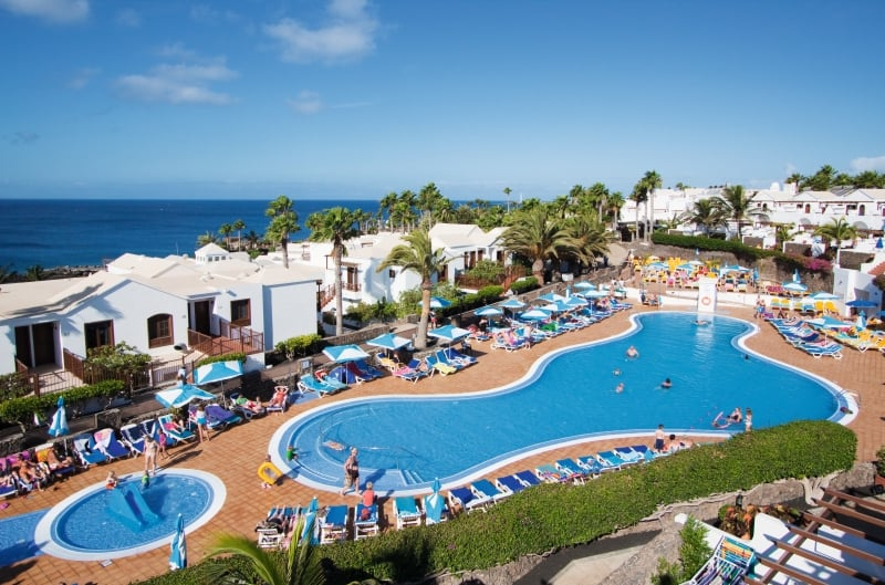 Hotel Flamingo Beach Resort Playa Blanca